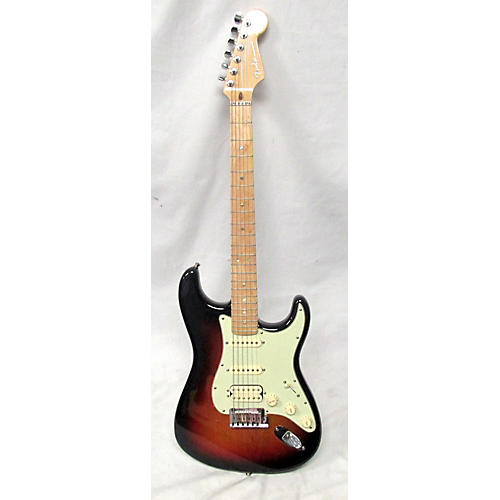 Fender 2008 American Deluxe Stratocaster HSS Solid Body Electric Guitar