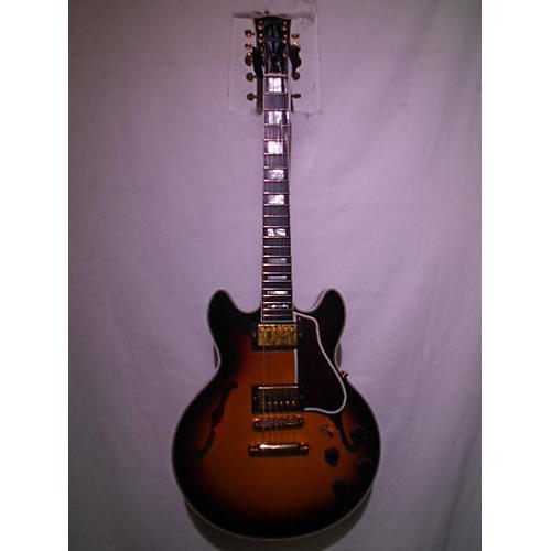 Gibson 2008 CUSTOM SHOP ES359 Headstock Repair