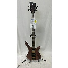 Warwick 2008 Corvette Double Buck 4 String Electric Bass Guitar