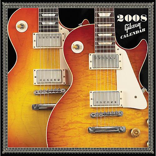 Gibson 2008 Gibson Calendar