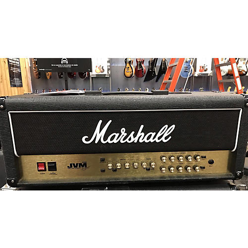 Marshall 2008 JVM210H 100W Tube Guitar Amp Head