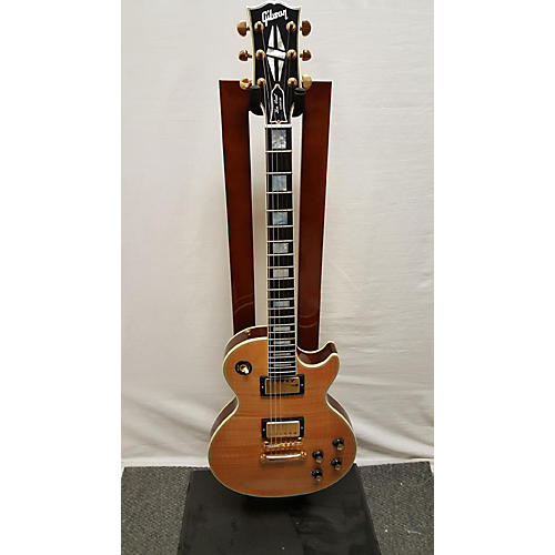 used gibson 2008 les paul custom natural guitar center. Black Bedroom Furniture Sets. Home Design Ideas
