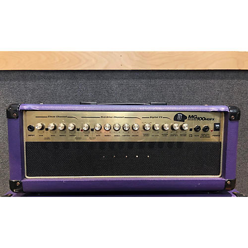 Marshall 2008 MG100HDFX 100W Solid State Guitar Amp Head