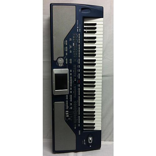 Korg 2008 PA800 61 Key Keyboard Workstation