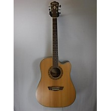 Washburn 2008 WD20SCE NS Acoustic Guitar