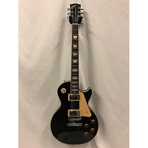 used gibson 2009 2018 les paul standard solid body electric guitar ebony guitar center. Black Bedroom Furniture Sets. Home Design Ideas