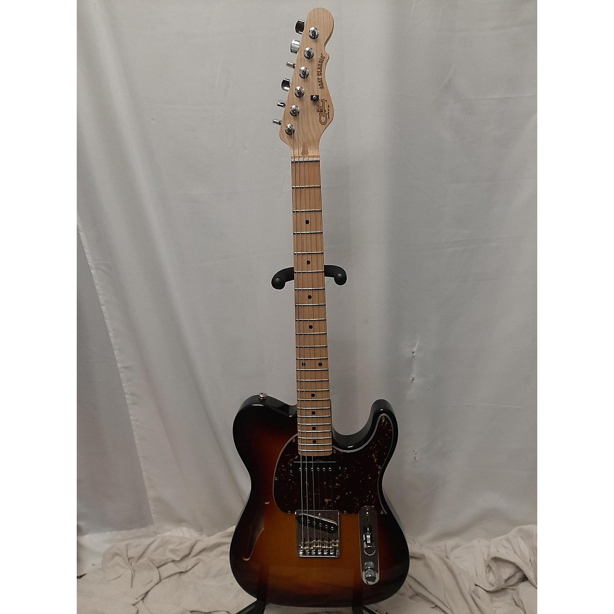 G&L 2009 ASAT Classic Thinline Hollow Body Electric Guitar