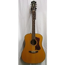 Guild 2009 D40 Bg Acoustic Guitar