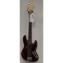 Fender 2009 Deluxe Active Jazz Bass V 5 String Electric Bass Guitar