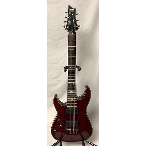 Schecter Guitar Research 2009 Diamond Series PT Left Handed Electric Guitar