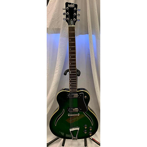Eastwood 2009 Messenger Hollow Body Electric Guitar