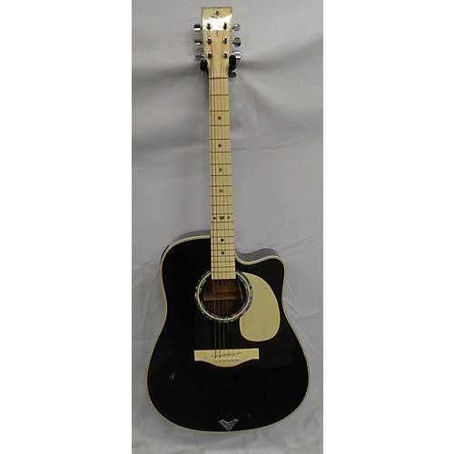 used esteban 2009 vintage legacy acoustic electric guitar guitar center. Black Bedroom Furniture Sets. Home Design Ideas