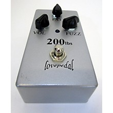 Lovepedal 200LBS Effect Pedal