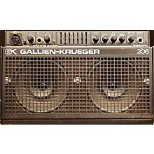 Gallien-Krueger 200MV 206 Guitar Combo Amp