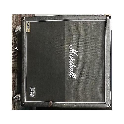Marshall 2010 1960A 300W 4x12 Stereo Slant Guitar Cabinet