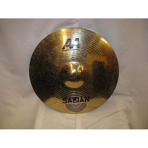 Sabian 2010 19in AA Metal Crash Cymbal