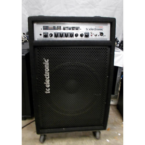 used tc electronic 2010 bg500 115 1x15 bass combo amp guitar center. Black Bedroom Furniture Sets. Home Design Ideas