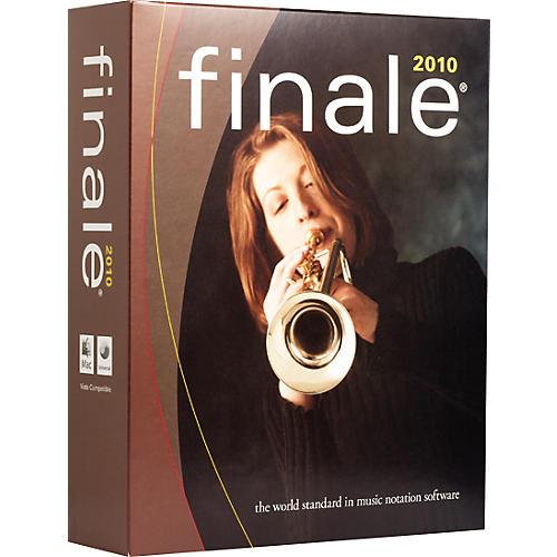 Finale 2010 Notation Software 5-User LabPack