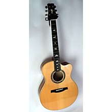 PRS 2010 PRIVATE STOCK STEVE FISCHER ANGELUS Acoustic Electric Guitar
