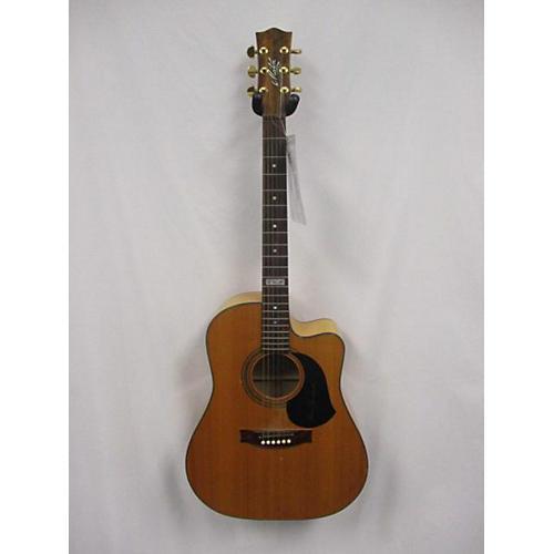 Maton 2010 TE2 Tommy Emmanuel Signature Acoustic Electric Guitar