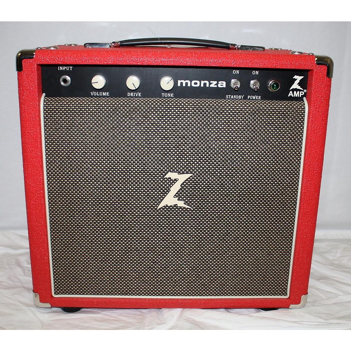 Dr Z 2010 ZA-30 Monza With Brake Lite Attenuator Tube Guitar Combo Amp