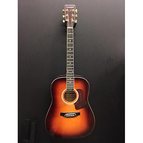 Crestwood 2010SB Acoustic Guitar