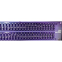 dbx 2010s 1231 Dual 31-Band Graphic Equalizer