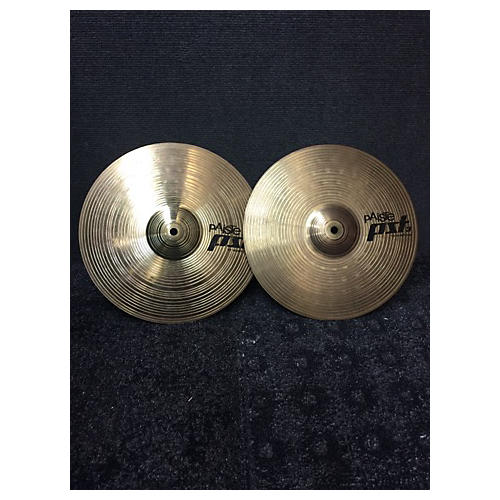 Paiste 2010s 13in PST3 Hi Hat Pair Cymbal