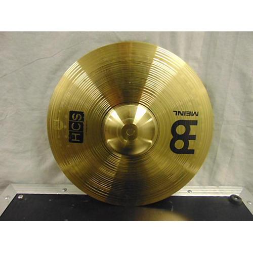 Meinl 2010s 14in HCS Hi Hat Pair Cymbal