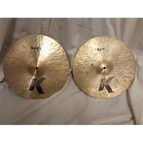 Zildjian 2010s 14in K Hi Hat Pair Cymbal