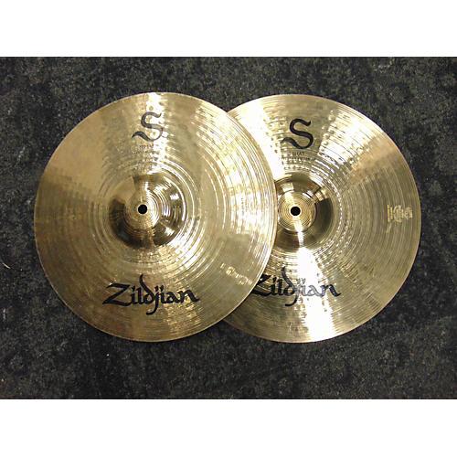 Zildjian 2010s 14in S Series Hihat Pair Cymbal