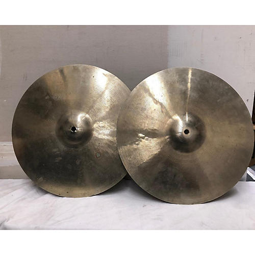 Paiste 2010s 15in Heavy Hi Hat Pair Cymbal