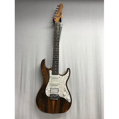 Michael Kelly 2010s 1965 Ebony Solid Body Electric Guitar