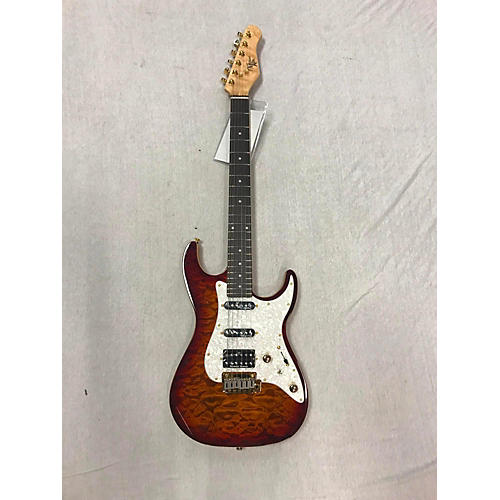 Michael Kelly 2010s 1967 HSS Solid Body Electric Guitar