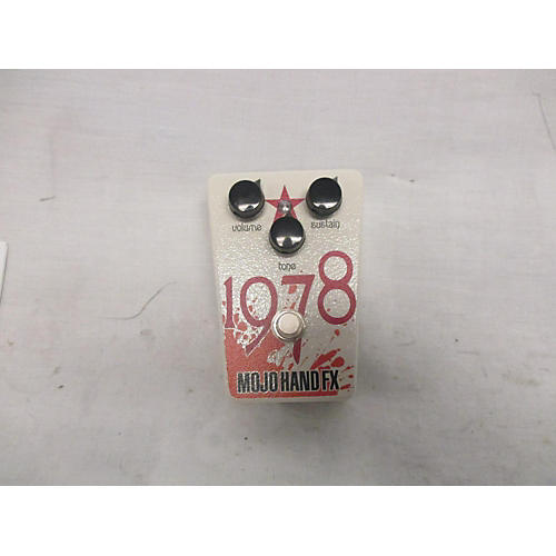 Mojo Hand FX 2010s 1978 Fuzz Effect Pedal