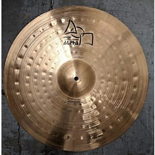 Paiste 2010s 20in 2002 Power Ride Cymbal