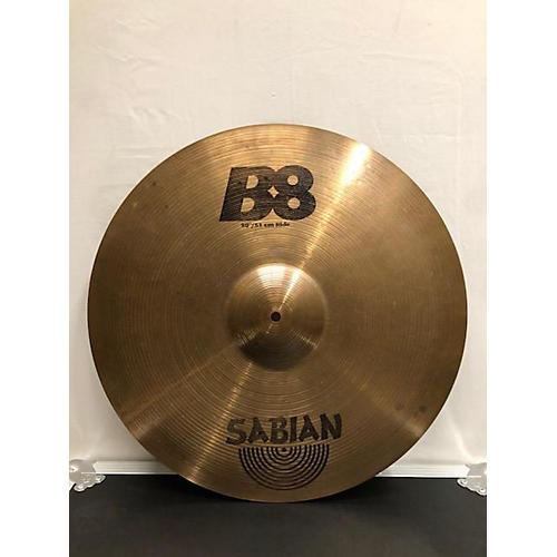 Sabian 2010s 20in B8 Ride Cymbal