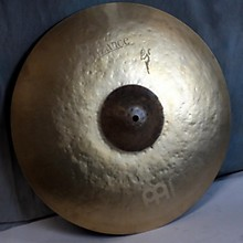 Meinl 2010s 20in Byzance Vintage Sand Ride Cymbal