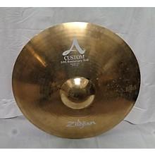 Zildjian 2010s 21in A Custom 20th Anniversary Ride Cymbal