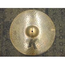 Zildjian 2010s 21in K Custom Organic Cymbal