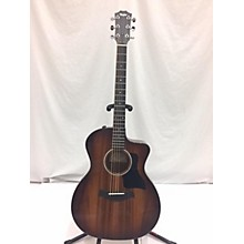 Taylor 2010s 224CE-K DLX Acoustic Electric Guitar
