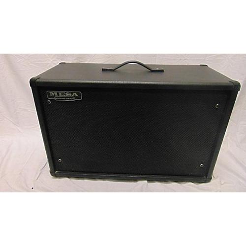 Mesa Boogie 2010s 2X12 CB Guitar Cabinet