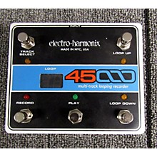 Electro-Harmonix 2010s 4500 Multi Track Looping Recorder Pedal