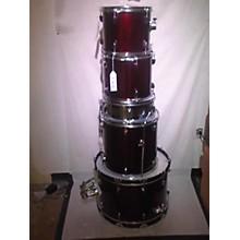 Gammon Percussion 2010s 5 Piece Drum Kit