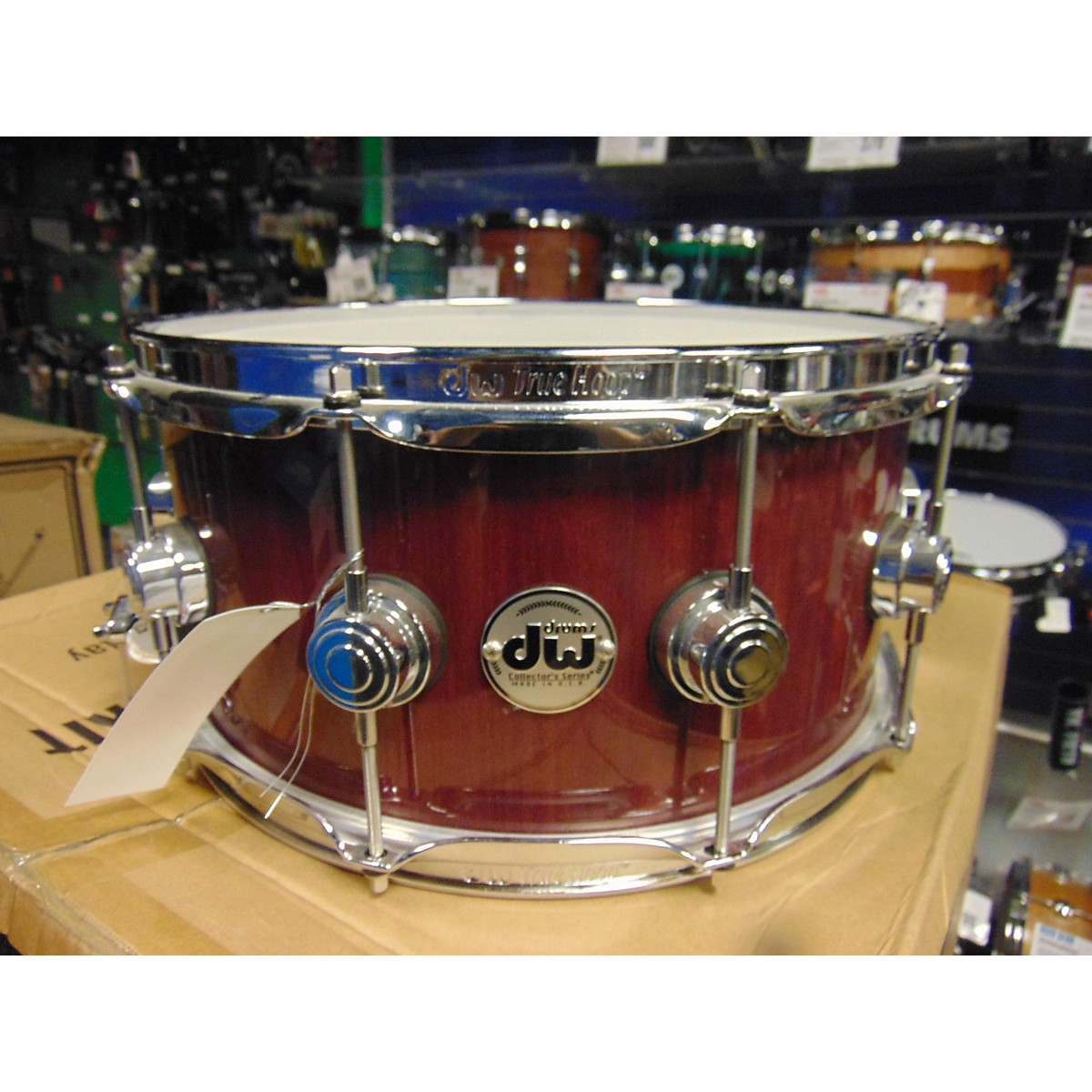 DW 2010s 6.5X14 Collector's Series Snare Drum