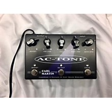 Carl Martin 2010s AC-Tone Dual Overdrive Effect Pedal