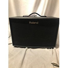 Roland 2010s AC90 90W 2X8 Stereo Acoustic Guitar Combo Amp