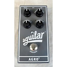 Aguilar 2010s AGRO Overdrive Bass Effect Pedal