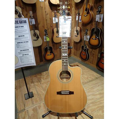 Epiphone 2010s AJ18 SCE Acoustic Guitar