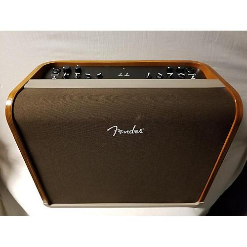 Fender 2010s Acoustic 200 Pro Acoustic Guitar Combo Amp
